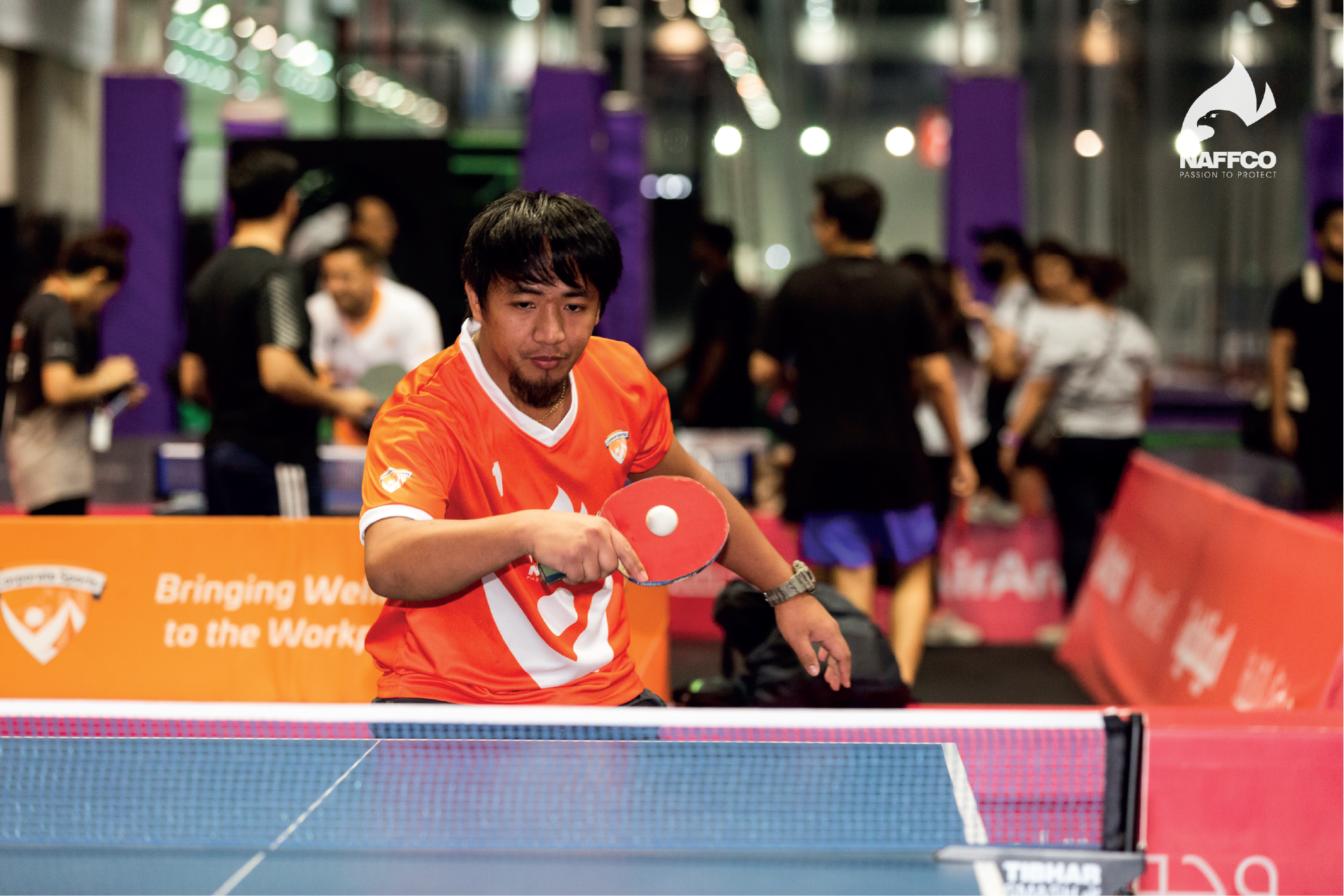 NAFFCO Table Tennis 2019